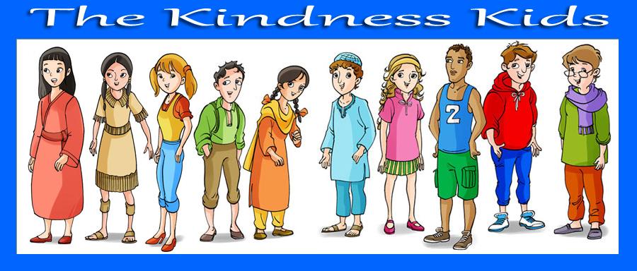 TheKindnessKids.net - Kindness Kids Adventures: www.betterworld.net/KindnessKids/stories.htm