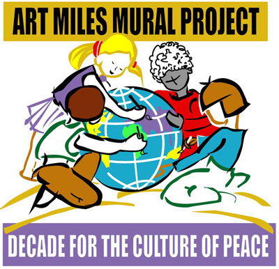 for Art miles mural project