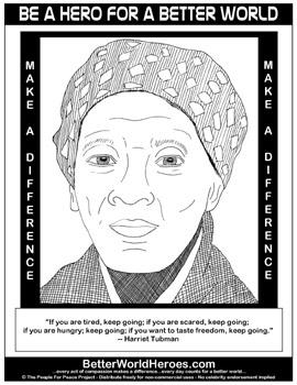 harriet tubman es to print esgram harriet tubman coloring page coloring printable version color compatible black history