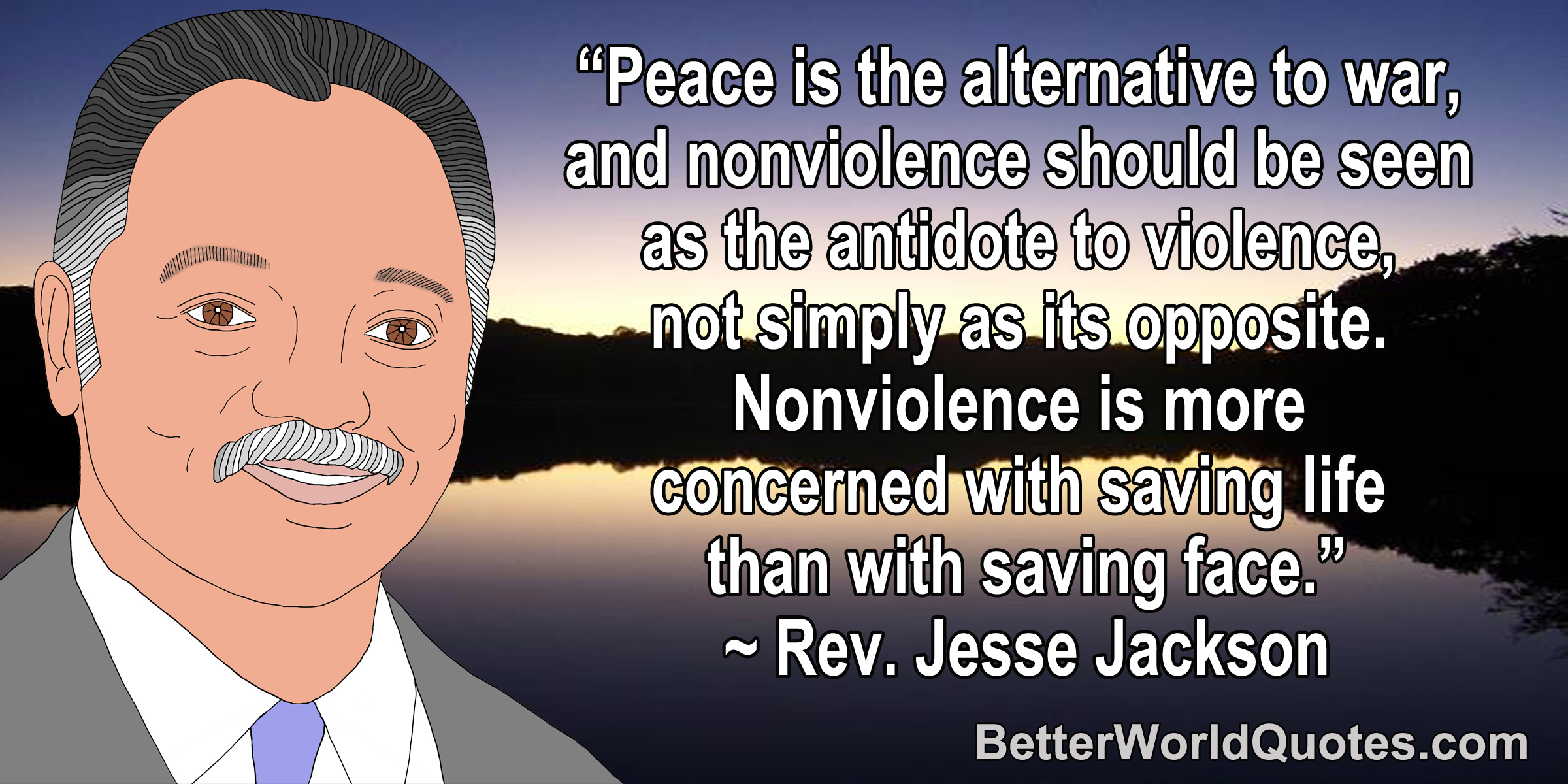 Better World Quotes - Peace