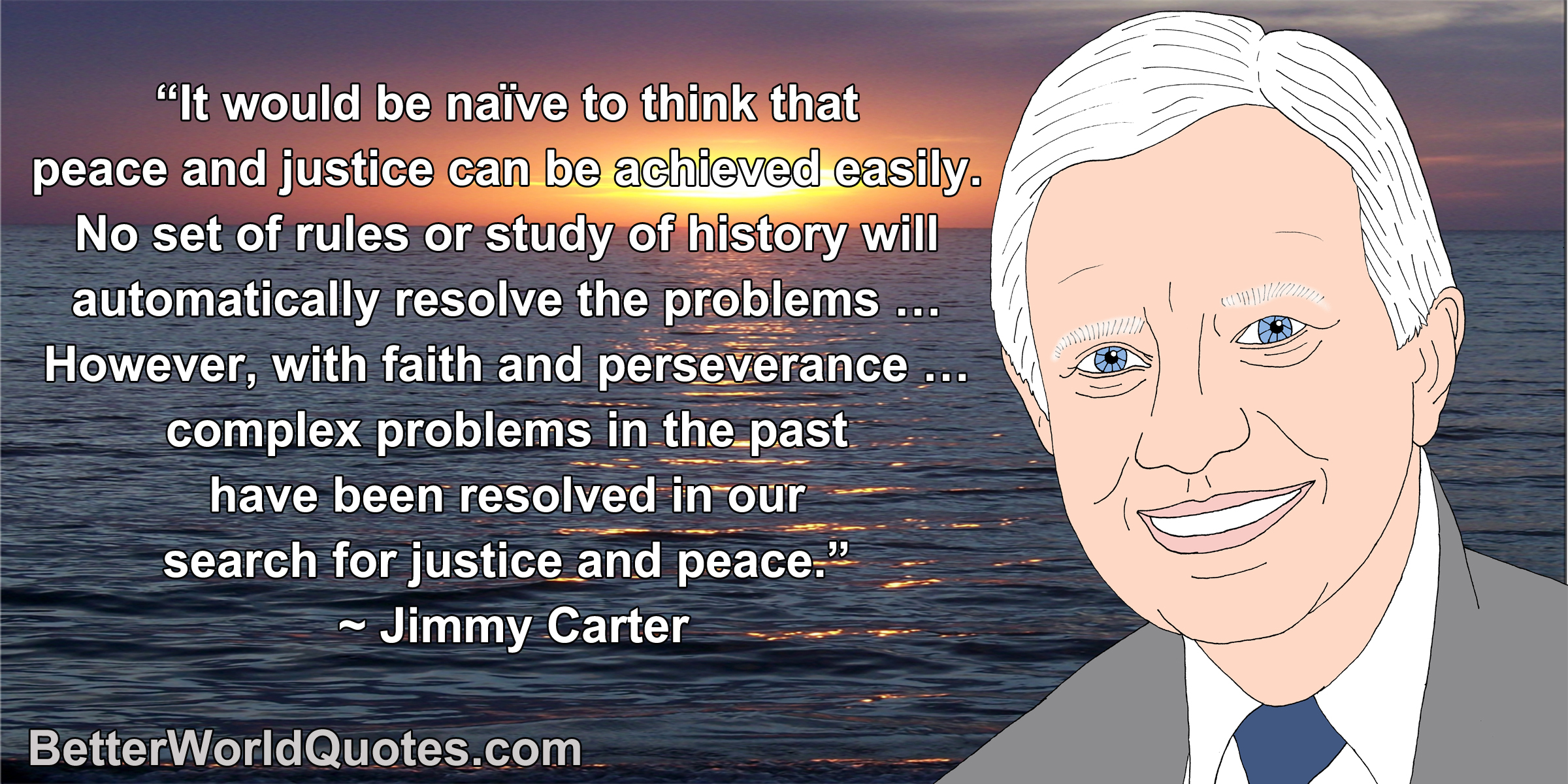 Better World Quotes Peace