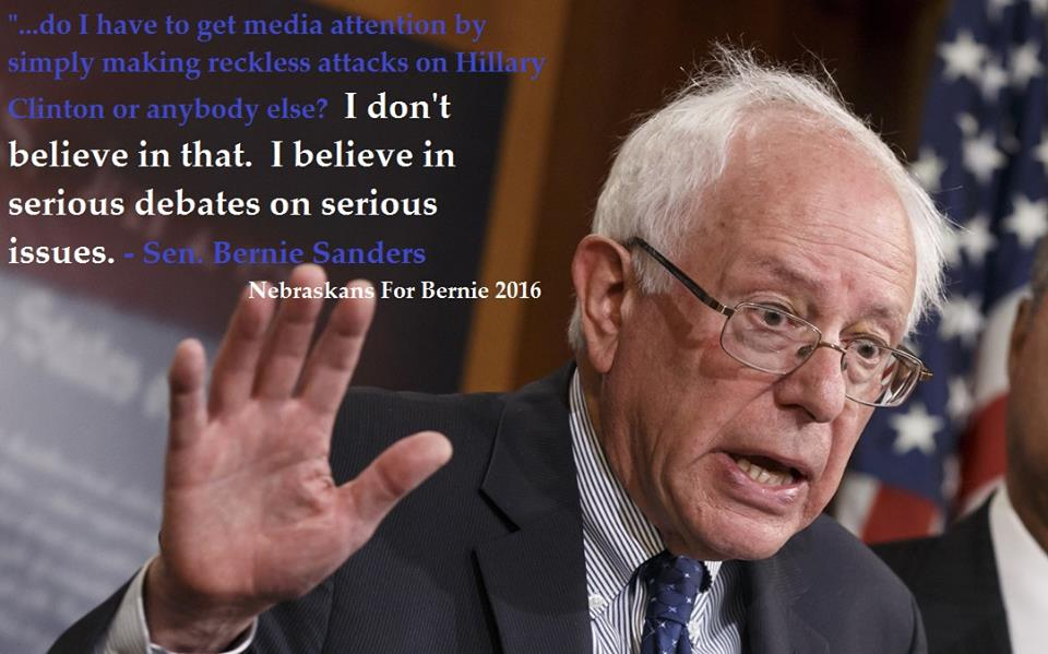 Bernie Sanders Quotes Fair Better World Quotes  Bernie Sanders On Running An Issuesbased