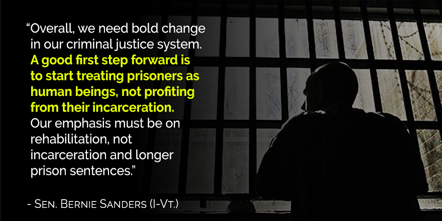 Six Charts that Explain Why Our Prison System Is So Insane