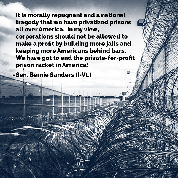 should prisons be privatized Privatizing social security: the troubling trade-offs  privatizing social security: the troubling trade  the introduction of a privatized system could lead to.