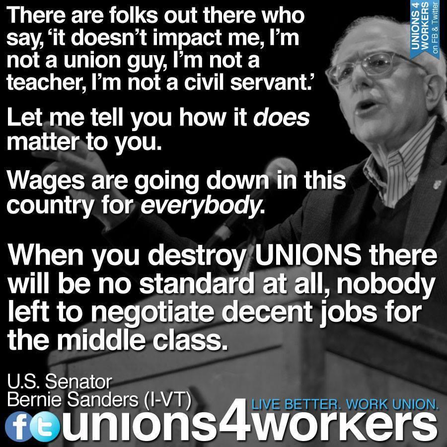 labor union example