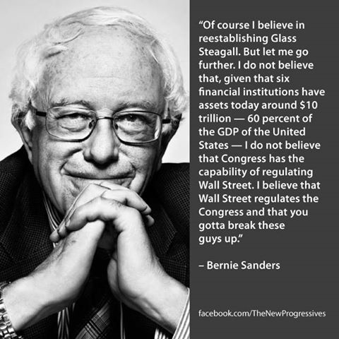 Better World Quotes Bernie Sanders On Wall Street Gorgeous Wall Street Quotes