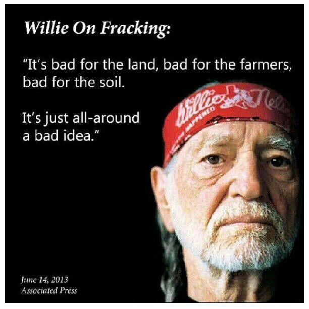 Better World Quotes Fracking