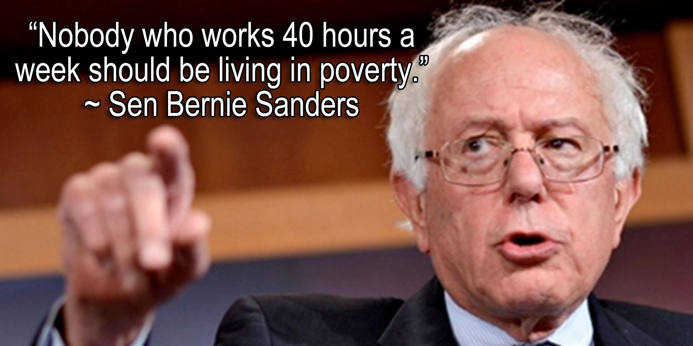 Bernie Sanders Quotes. QuotesGram