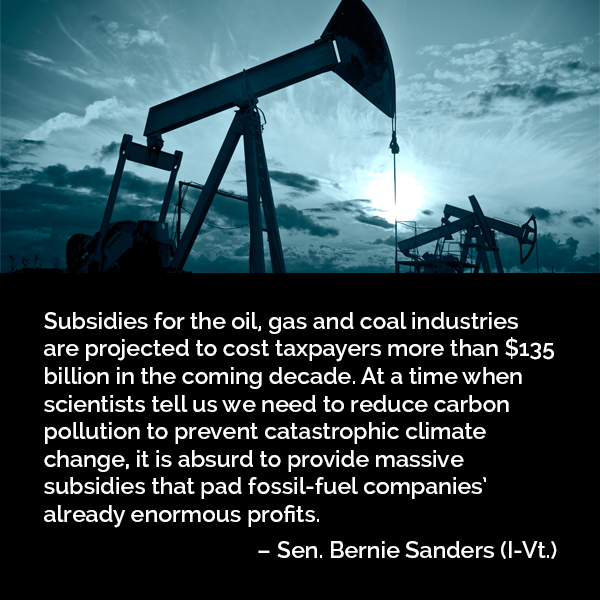 Climate Change Quotes: Bernie Sanders On Climate Change